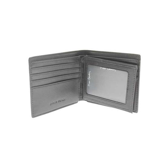 Pierre Cardin กระเป๋าธนบัตร+พวงกุญแจ รุ่น GWK20-01 BK