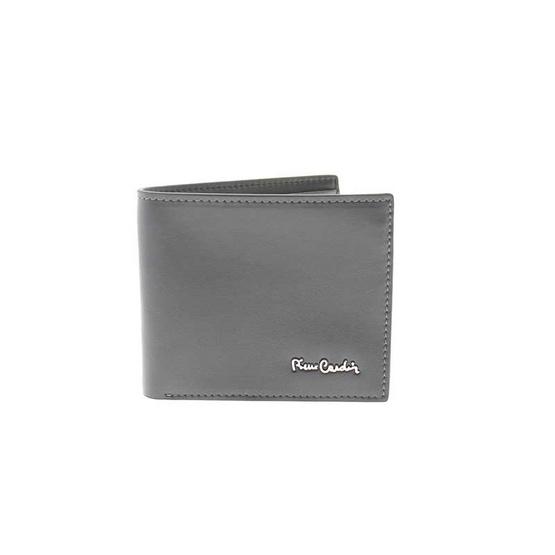Pierre Cardin กระเป๋าธนบัตร+เข็มขัด รุ่น GWB20-B2 BK