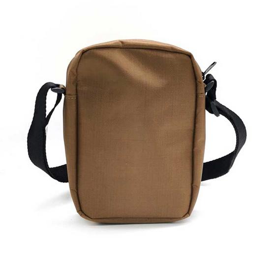 DAPPER Brown Mini Crossbody Bag