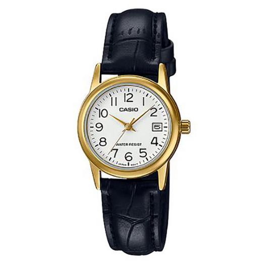 Casio นาฬิกาข้อมือ รุ่น LTP-V002GL-7B2