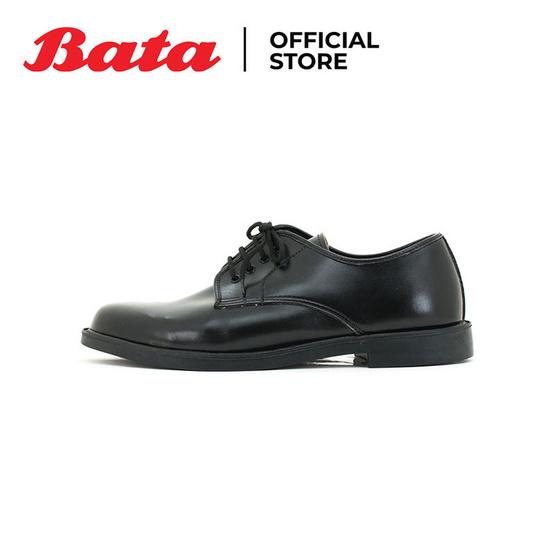 Bata รองเท้าผู้ชายคัทชู MEN'S DRESS CAMPUS สีดำ รหัส 8216780