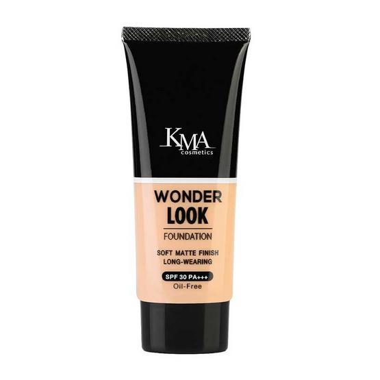 KMA รองพื้น Wonder Look Foundation 30 กรัม #C1