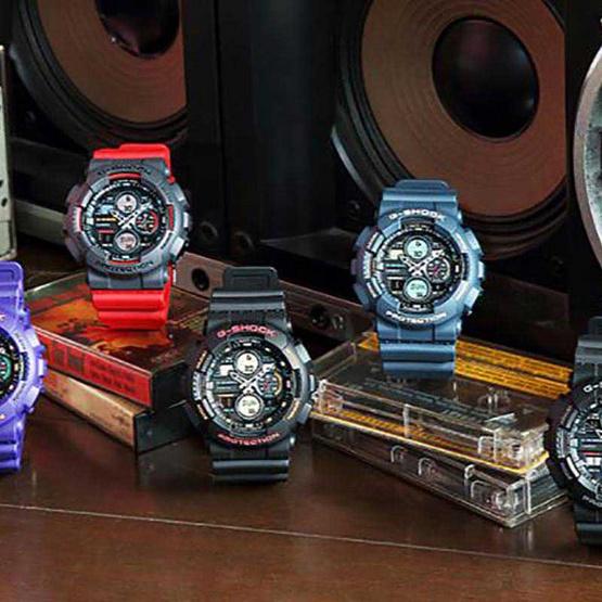 G-Shock นาฬิกา รุ่น GA140-1A1