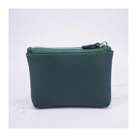 NINZA กระเป๋าใส่ธนบัตร เหรียญอเนกประสงค์ M เขียว