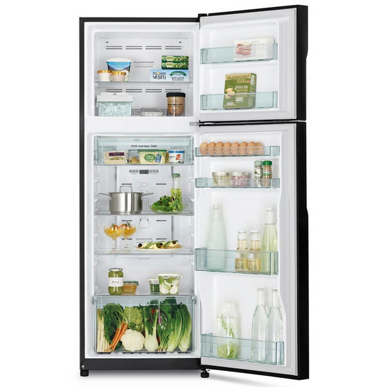 Hitachi ตู้เย็น 2 ประตู ขนาด 10.5Q รุ่น RH300PD