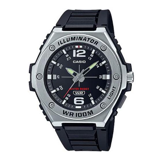 Casio นาฬิกา รุ่น MWA-100H-1AV