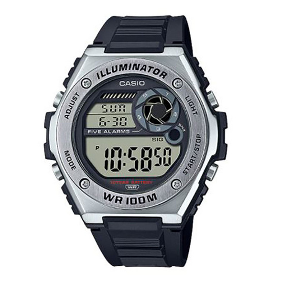 Casio นาฬิกา รุ่น MWD-100H-1AV