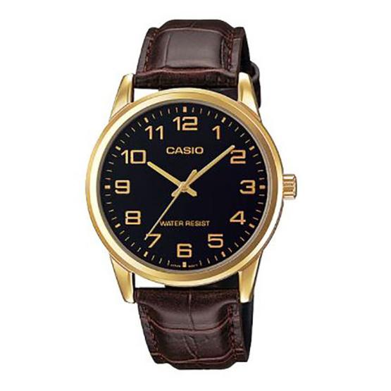 Casio นาฬิกา รุ่น MTP-V001GL-1B