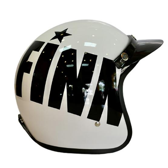 YAMAHA Finn หมวกกันน็อคเต็มใบเปิดคาง