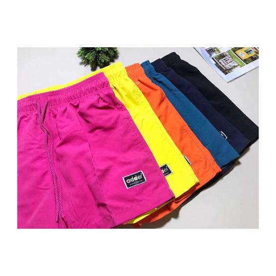 กางเกงขาสั้น รุ่น AD555 สี YELOW