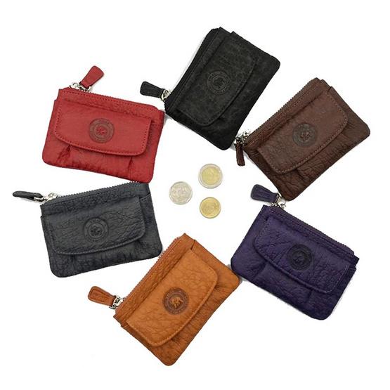 Coni Cocci กระเป๋าสตางค์ผู้หญิง กระเป๋าสตางค์ผู้หญิง สีน้ำตาล