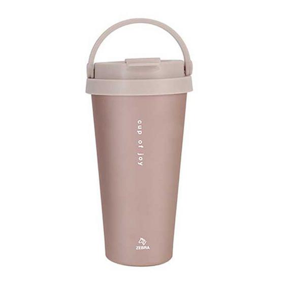 Zebra ถ้วยน้ำ Cuppuccino 0.50 ลิตร สีชมพู