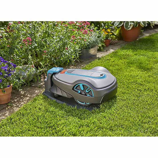 GARDENA หุ่นยนต์ตัดหญ้าอัตโนมัติ รุ่น Sileno Life 750 ตร.ม.