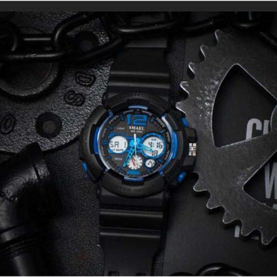 SMAEL นาฬิกาข้อมือ รุ่น S1415-BL