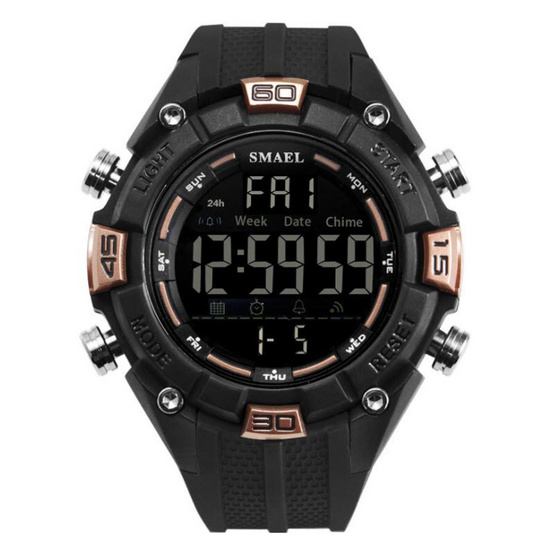 SMAEL นาฬิกาข้อมือ รุ่น S1352-BK/RG