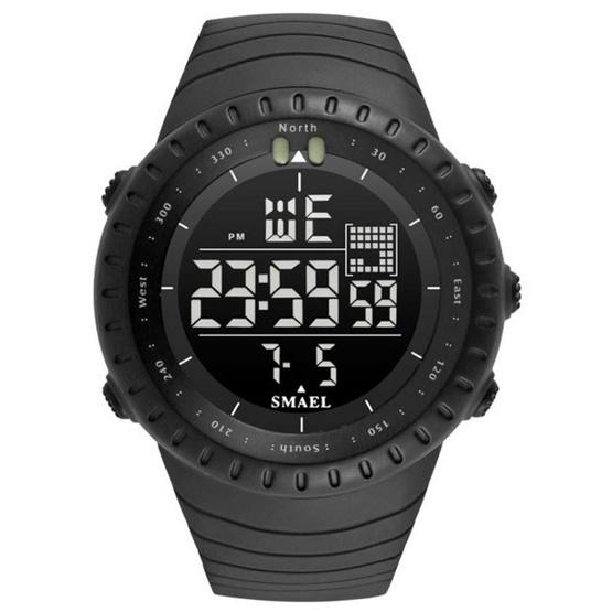 SMAEL นาฬิกาข้อมือ รุ่น SM1237-BK