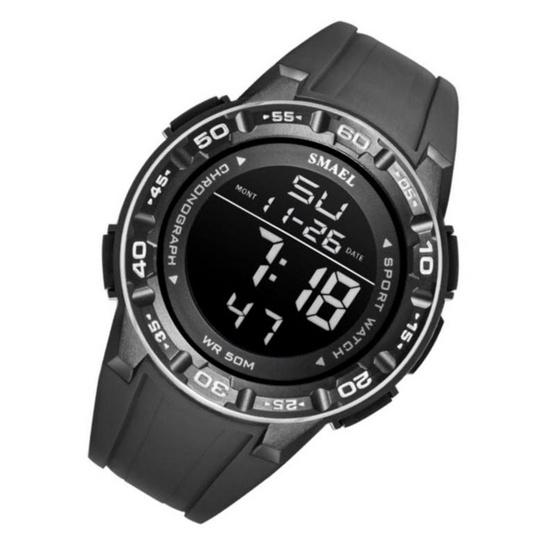 SMAEL นาฬิกาข้อมือ รุ่น SM1508D-BK