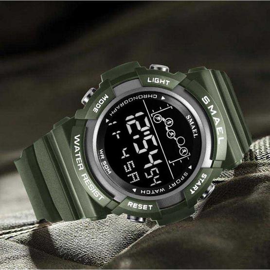 SMAEL นาฬิกาข้อมือ รุ่น SM1426D-GR