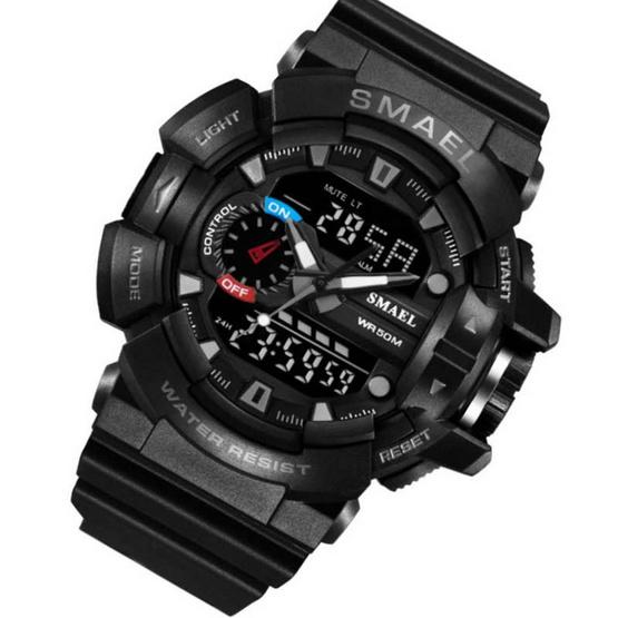 SMAEL นาฬิกาข้อมือ รุ่น SM1436-BKK