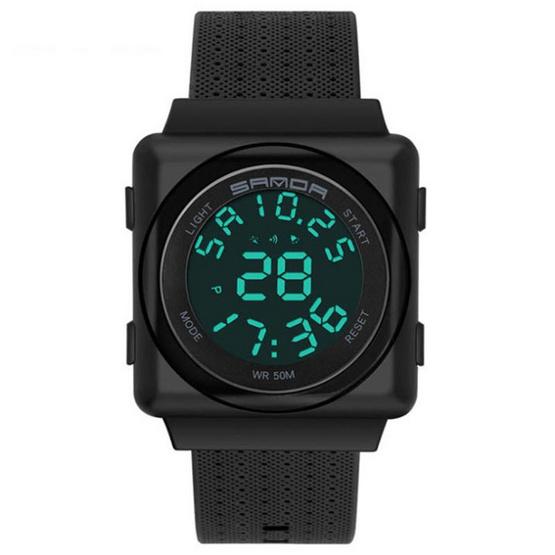 SANDA นาฬิกาข้อมือ รุ่น SW2000-BK/BK