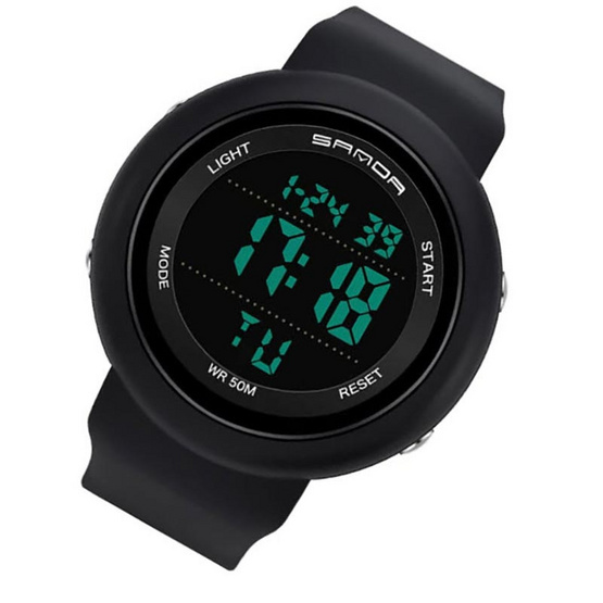 SANDA นาฬิกาข้อมือ รุ่น SD2011-BK/BK