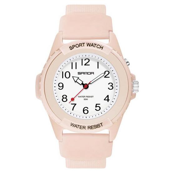 SANDA นาฬิกาข้อมือ รุ่น SW6018-PI