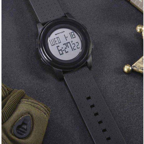 SANDA นาฬิกาข้อมือ รุ่น SW337-BK