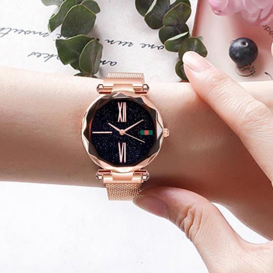 Fancyqube นาฬิกาข้อมือ รุ่น GOGOEY-RG