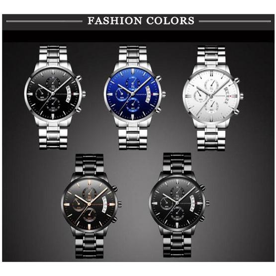 VAVA VOOM นาฬิกาข้อมือ รุ่น VAG001-WH