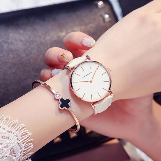 HANNAH MARTIN นาฬิกาข้อมือ รุ่น HM1230-WG