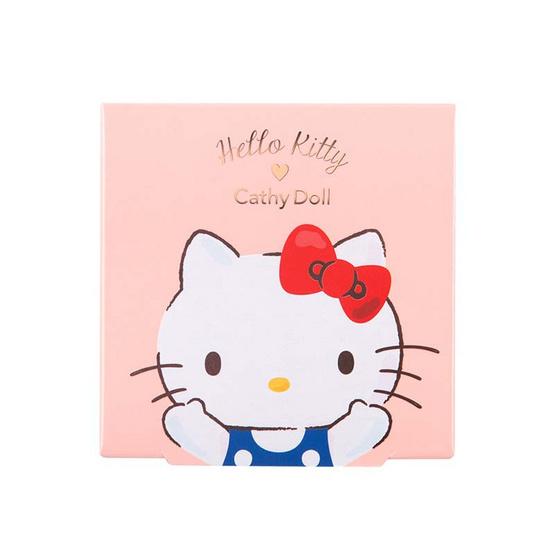 Cathy Doll เฮลโลคิตตี้ คอตตอนไชน์บลัชเชอร์ 6.5 กรัม #02 โฟรเซนพีช