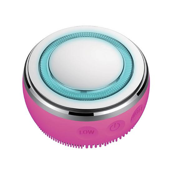 CBG Devices เครื่องล้างหน้าและบำรุงผิวหน้า 4in1 Skin Reborn สีชมพู