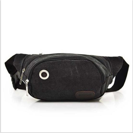 OSAKA รุ่น ER03 -สีดำ กระเป๋าคาดอก