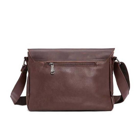OSAKA รุ่น NE101-สีกาแฟ กระเป๋าสะพายไหล่