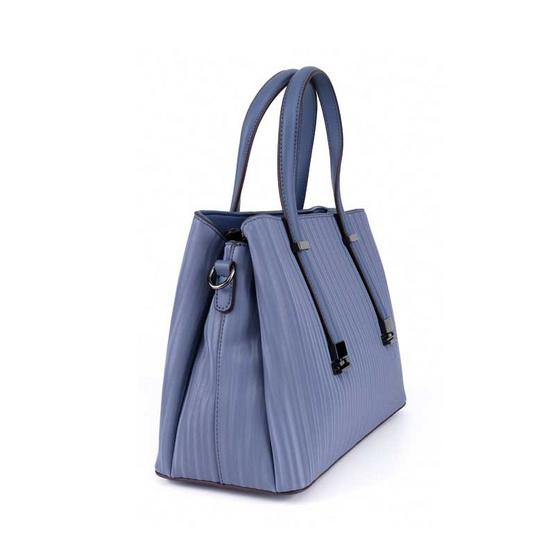 Mayfine กระเป๋าสะพาย 10-1163 สีน้ำเงิน