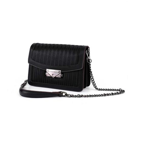 Mayfine กระเป๋าสะพาย 10-1165 สีดำ