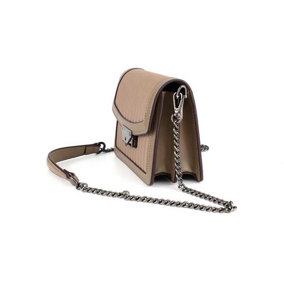 Mayfine กระเป๋าสะพาย 10-1165 สีเบจ