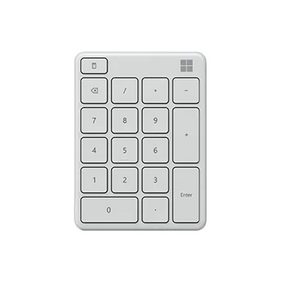 Microsoft คีย์บอร์ดตัวเลข NUMBER PAD Bluetooth