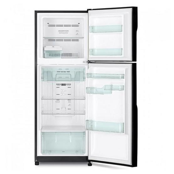 Hitachi ตู้เย็น 2 ประตู 8.7Q รุ่น RH230PD BBK