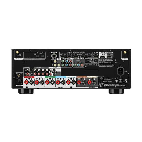 DENON AV Receiver รุ่น AVR-X2700H