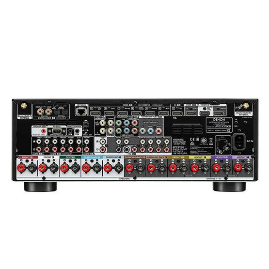 DENON AV Receiver รุ่น AVC-X3700H