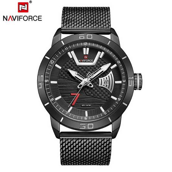 Naviforce นาฬิกา รุ่น NF9155M-BK