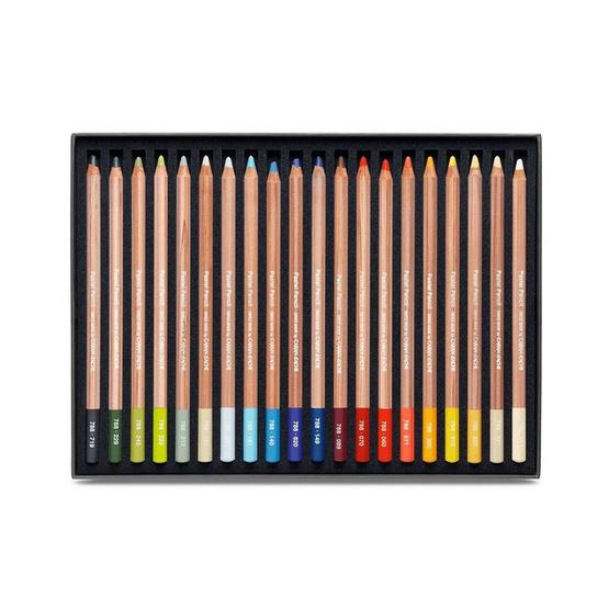 Caran D'Ache ชุดดินสอสีไม้ Pastel Pencils 40 สี 788.340