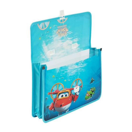 กระเป๋าเอกสาร 2 ช่อง FC ลายSuper Wings EB41202 (คละลาย1ชิ้น)