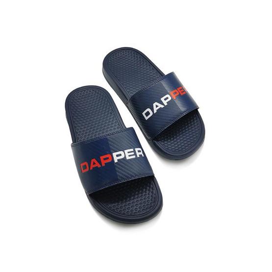 Dapper รองเท้า รุ่น Carbon Cushioned Pool Slide Sandals