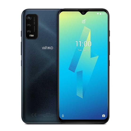Wiko Power U10 พร้อมซิมเติมเงิน (t)