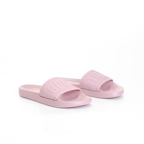 Bata รองเท้าแตะหญิงแบบสวม สีชมพู - 5615745
