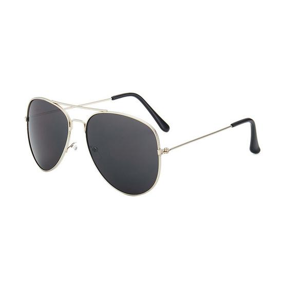 Signature แว่นตากันแดดแฟชั่น SL สีดำ-เงิน