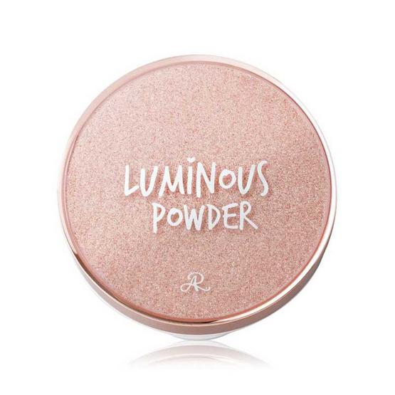 AR แป้งผสมรองพื้น Luminous Powder