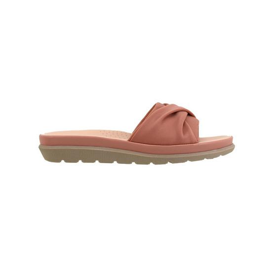 Bata COMFIT รองเท้าแตะแฟชั่นหญิง SLIP ON แบบสวม สีชมพู - 6615752